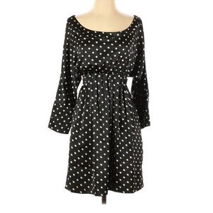 Gretchen Scott Designs polka dot dress size S